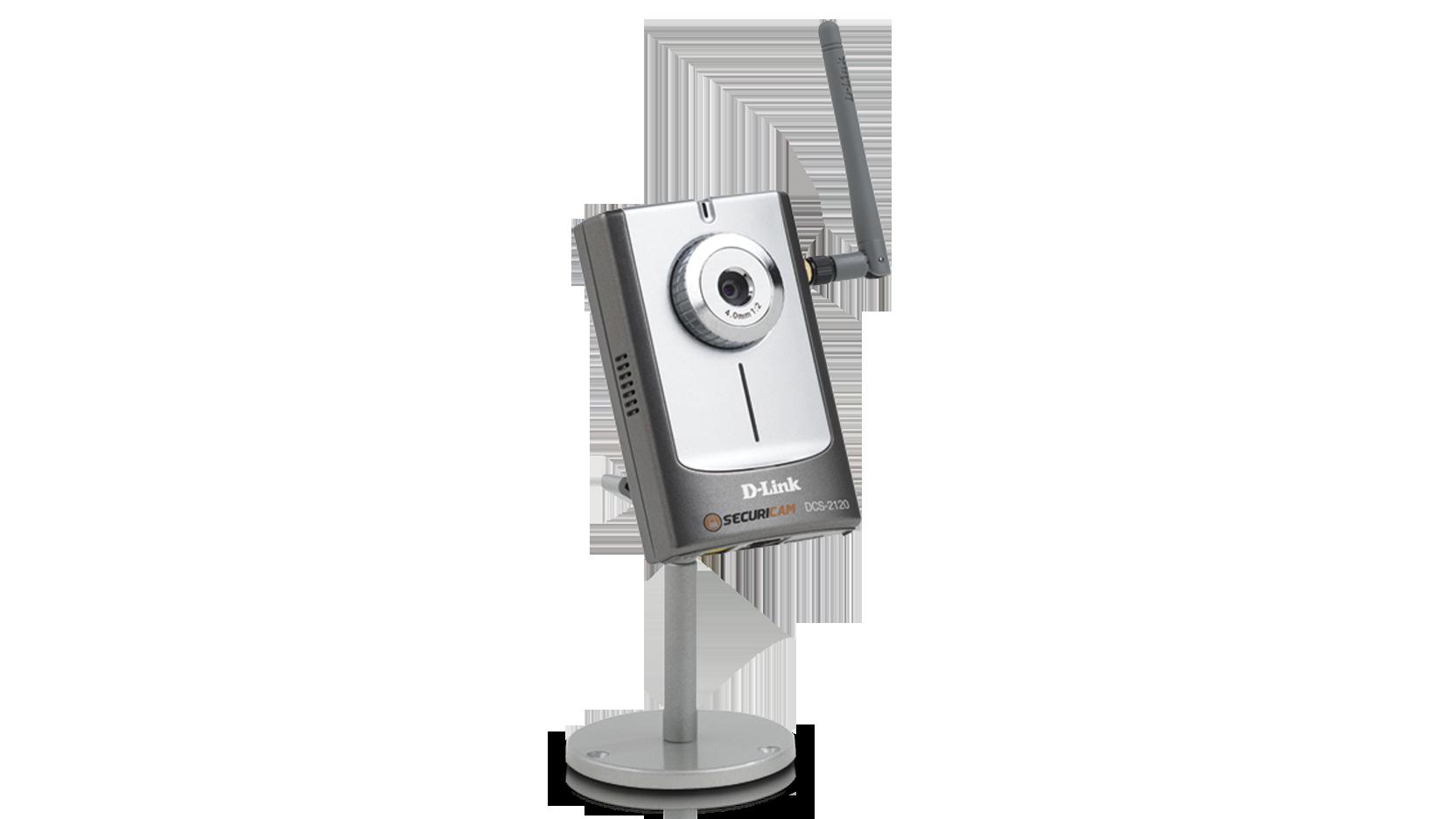 D-Link DCS-2120 Camera Driver (2019)