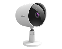 DCS-8302LH Full HD Outdoor Wi-Fi Camera - right side.