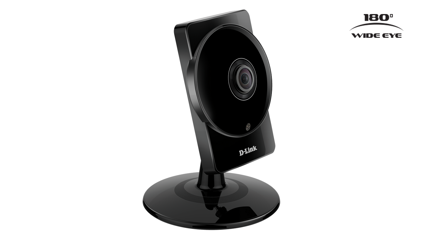 DCS-960L HD 180° Panoramic Camera side right
