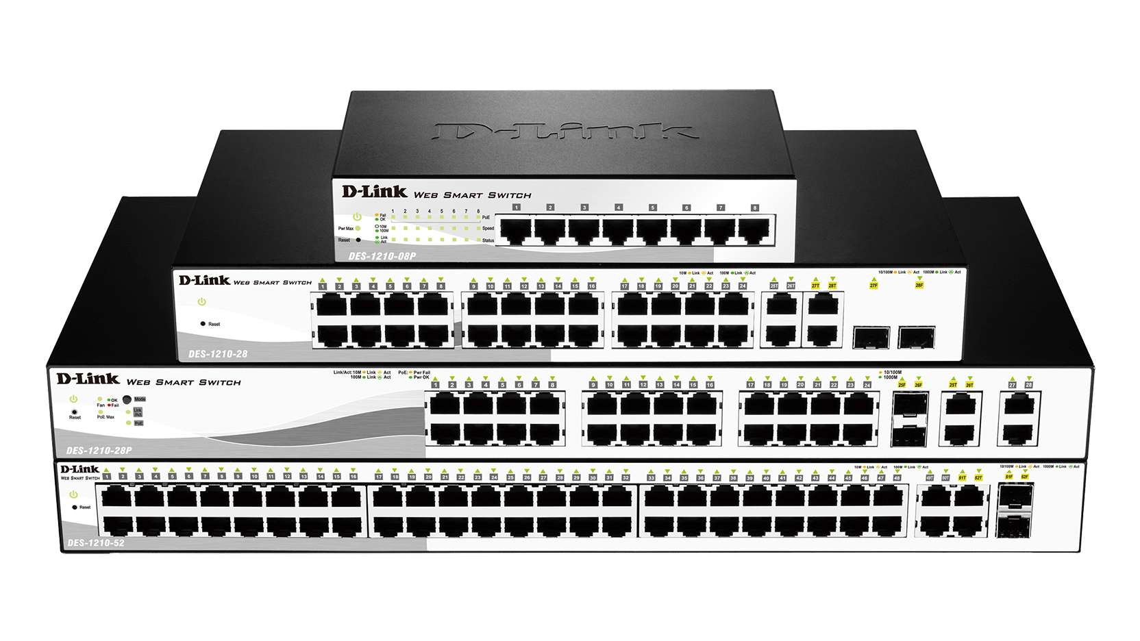 D-Link DES-3052 Fast Ethernet L2+ Switch Windows 8 Drivers Download (2019)