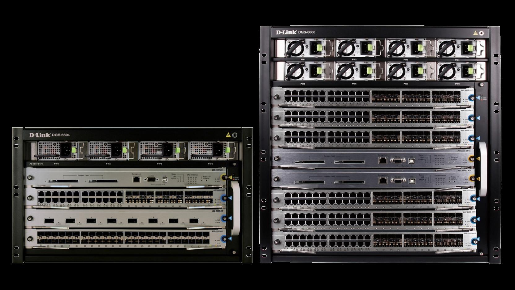Drivers D-Link DGS-6600-CM Switch