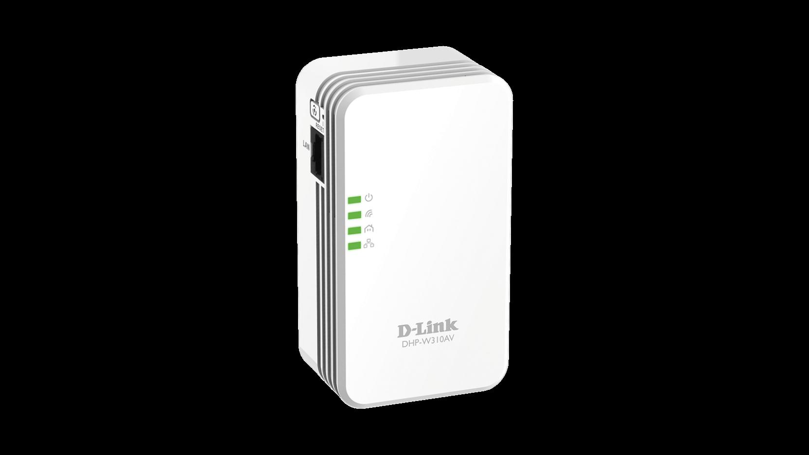 Dhp W310av Powerline Av 500 Wireless N Mini Extender D Link Espaa Using Homeplug Ethernet For Home Network Media Streaming