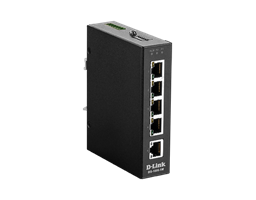 DIS-100G-5W Industrial Gigabit Unmanaged Switches