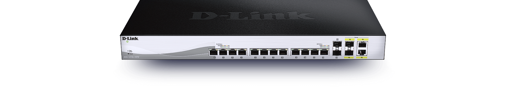DXS-1210 series switch