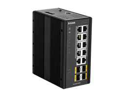 DIS-300G-14PSW Industrial Gigabit Managed Switches
