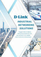 D-Link Industrial Networking Solutions