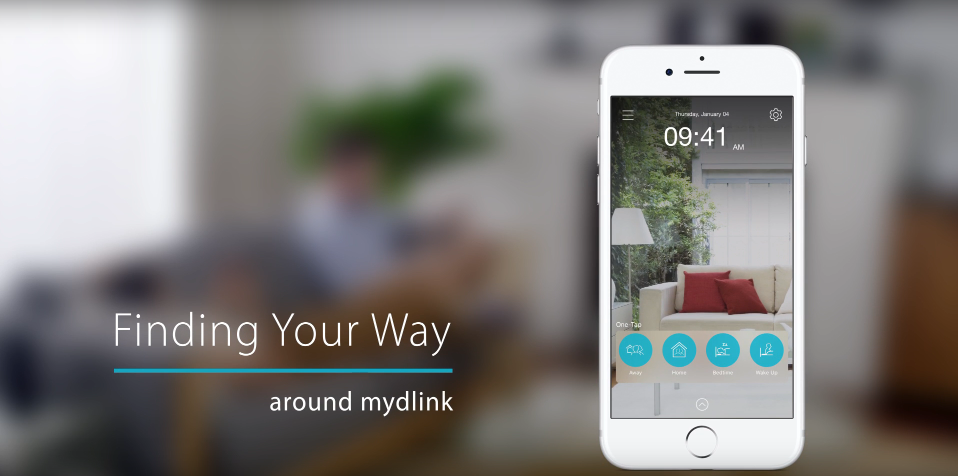 mydlink video setup tutorial - finding your way around mydlink
