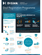 D-Link Partners Programme Deal Registration Brochure