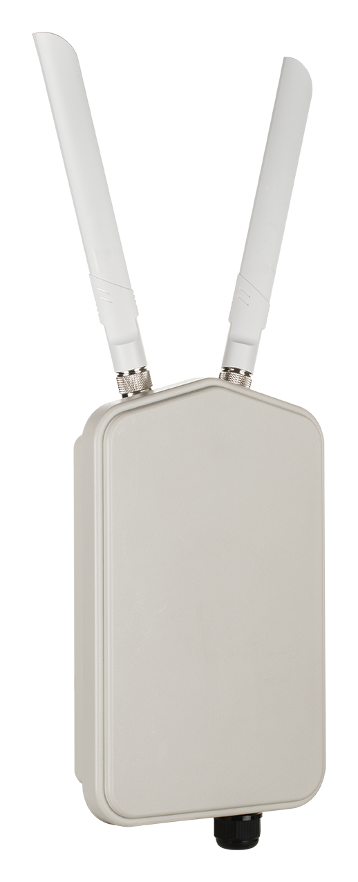 DBA-3621P Wireless AC1300 Wave 2 Outdoor Cloud‑Managed Access Point - side view