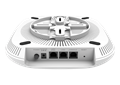 DBA-X2830P Nuclias Wireless AX3600 Cloud‑Managed Access Point - back side with mount