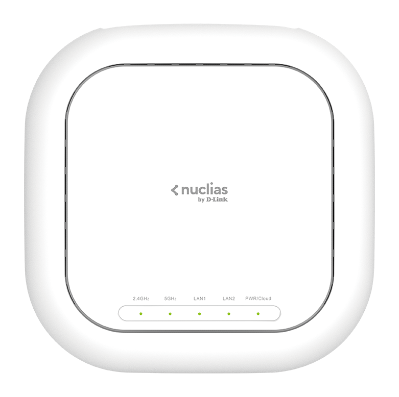 DBA-X2830P Nuclias Wireless AX3600 Cloud‑Managed Access Point - front side