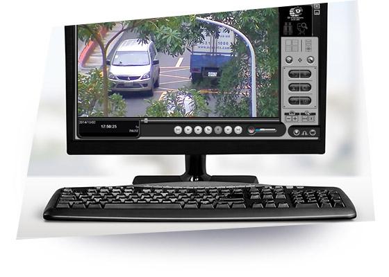 D-View Cam Free Security Camera Video Surveillance Management software