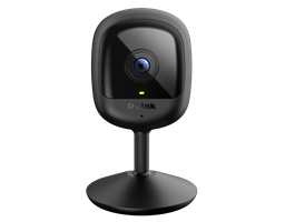 DCS-6100LH	Compact Full HD Wi-Fi Camera - front view.