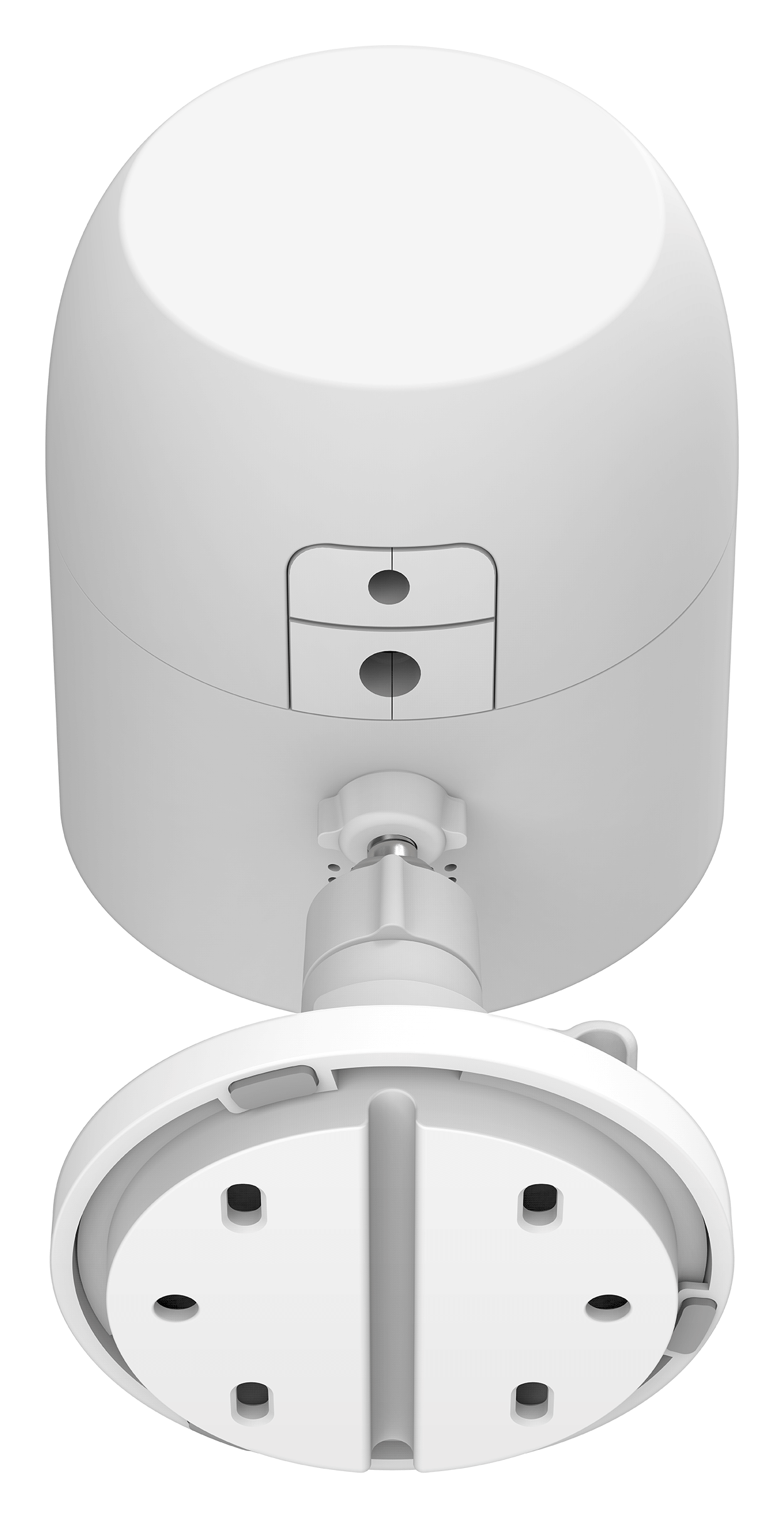 DCS-8302LH Full HD Outdoor Wi-Fi Camera - bottom view of the back.