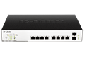 DGS-1100-10MPP Smart MaxPoE gigabit network Switch