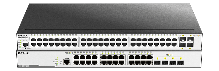 DGS 3000 multi gigabit performance