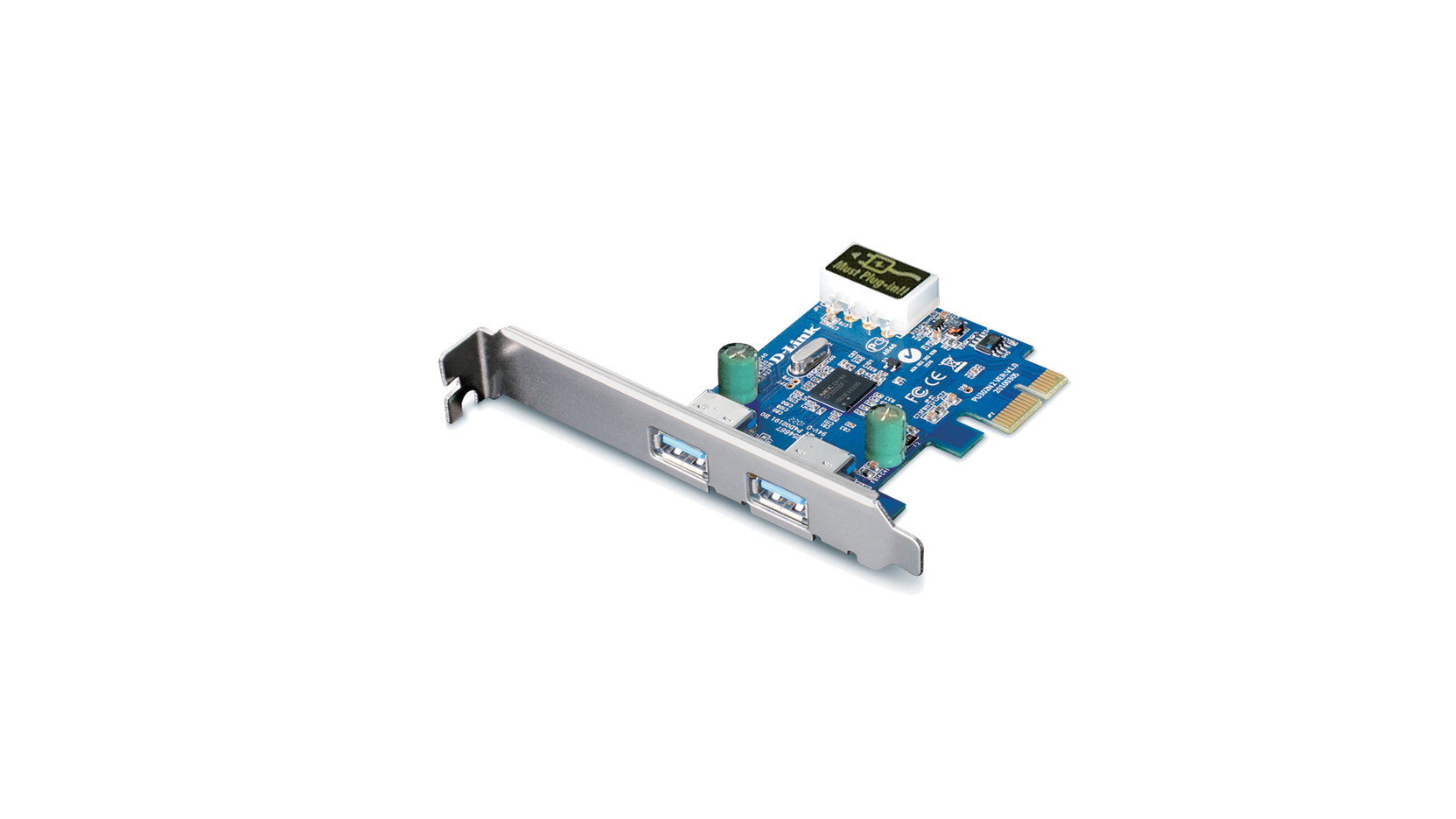 Carte Usb 3.Dub 1310 Carte Pci Express 2 Ports Usb 3 0 D Link France