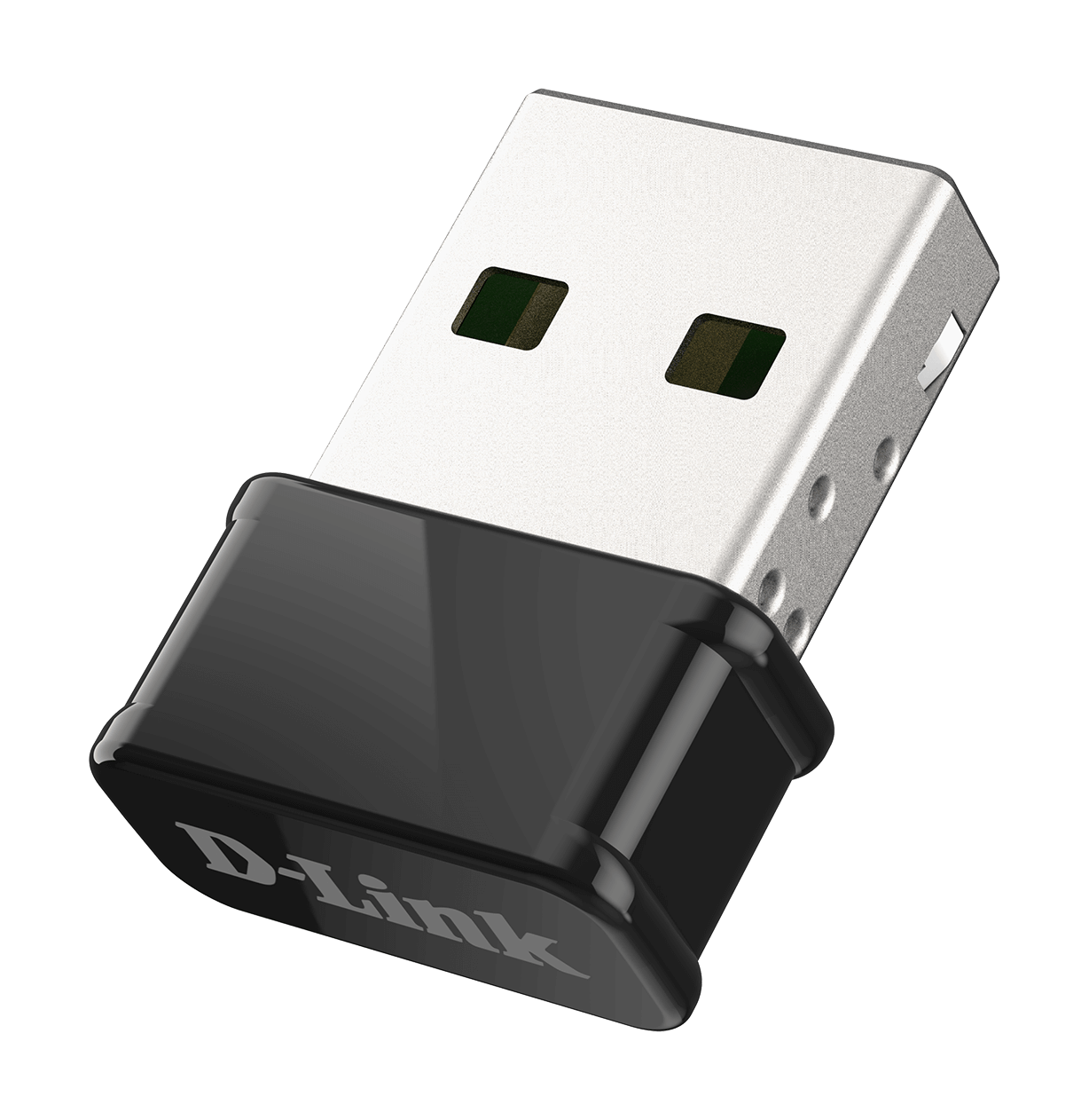 DWA-181 AC1300 MU-MIMO Wi-Fi Nano USB Adapter - side left