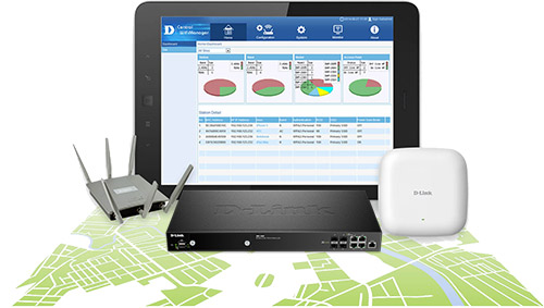 Wireless management options
