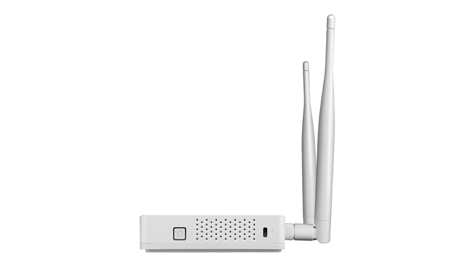 Side of the DAP‑1665 Wireless AC1200 Wave 2 Dual‑Band Access Point