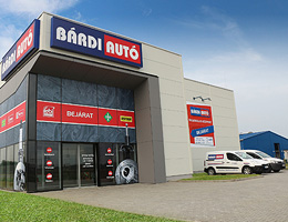 Automotive spare parts distributor