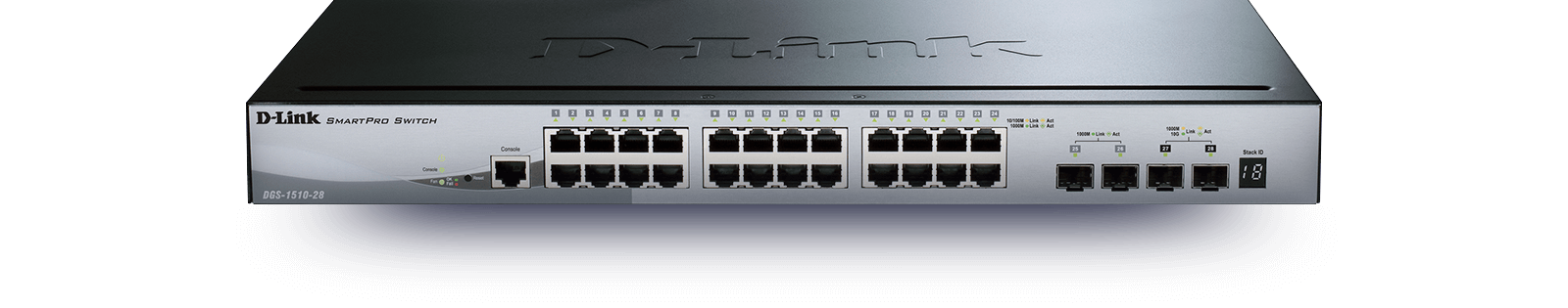 D-Link Assist for DGS-1510 Stackable Smart Managed Gigabit Switches