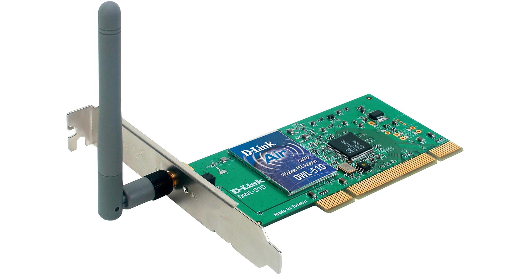 Dwl-g510 54mbps wireless-g lan pci card | d-link uk.