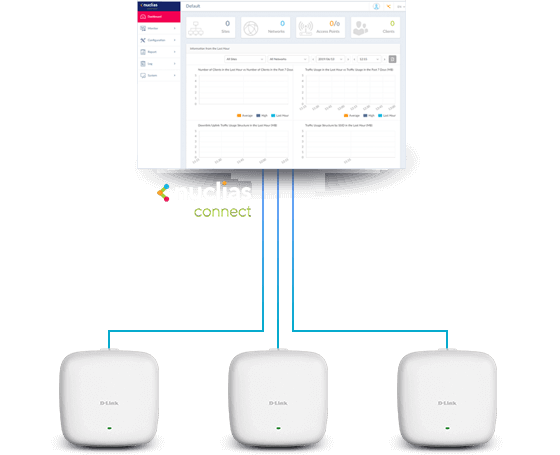 Nuclias Connect network management