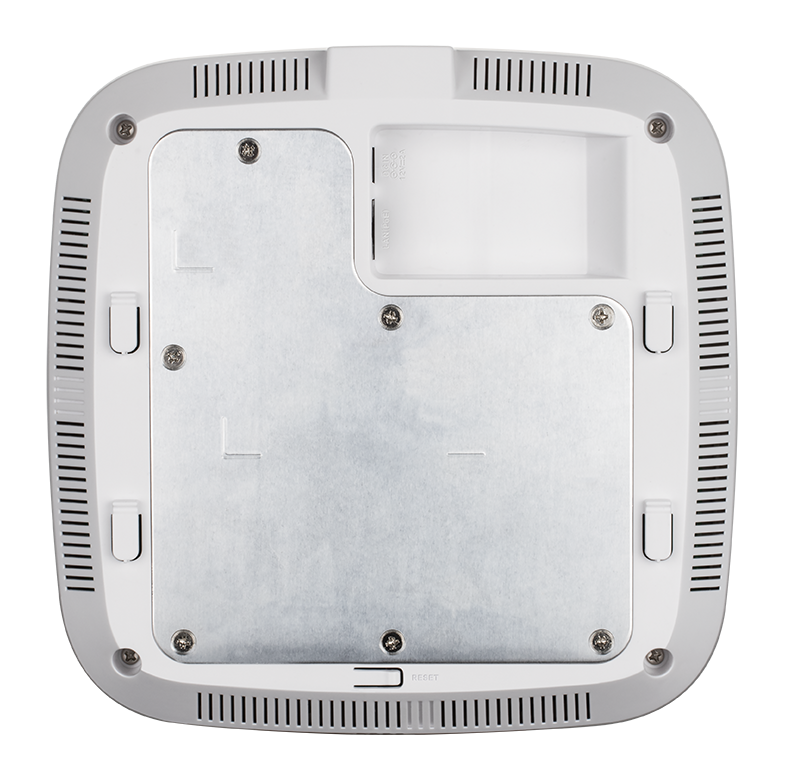 Second back of DAP-2680 Wireless AC1750 Wave 2 Dual-Band PoE Access Point