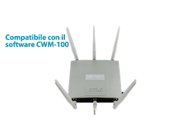 DAP 2695 Compatibile con il software CWM-100