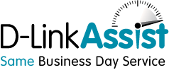 D-Link Assist Same Business Day Service