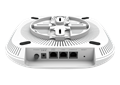 DBA-2520P Nuclias Wireless AC1900 Wave 2 Cloud-Managed Access Point - back face on