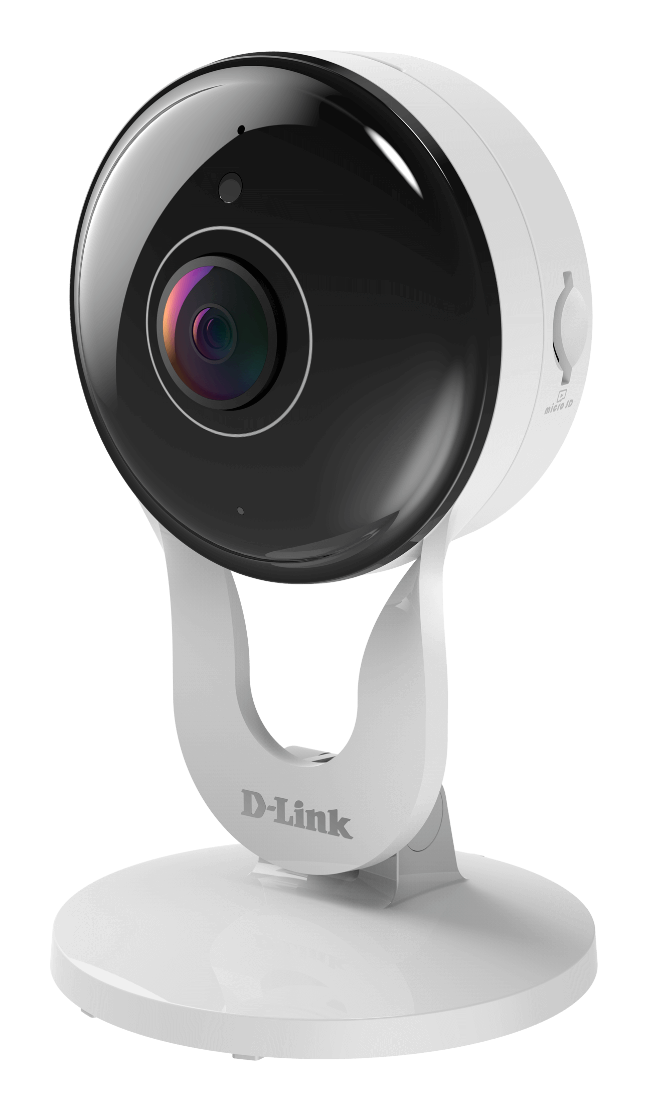 Left side of the DCS-8300LH mydlink Full HD indoor Camera