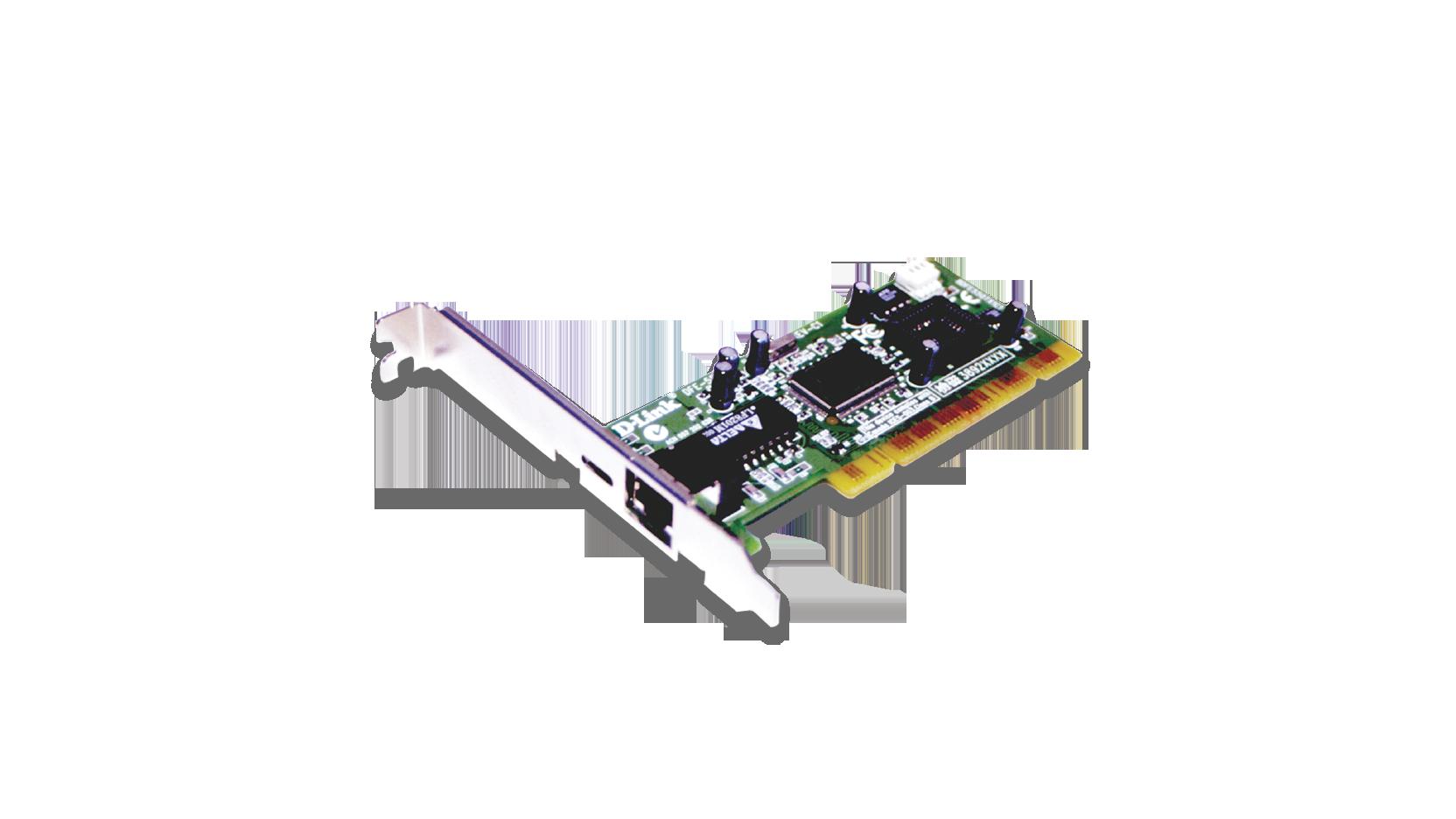 Dfe 550tx 10 100mbps Pci Adapter Con Wol E Funzioni