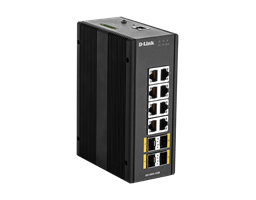 DIS-300G-14SW Industrial Gigabit Managed Switches