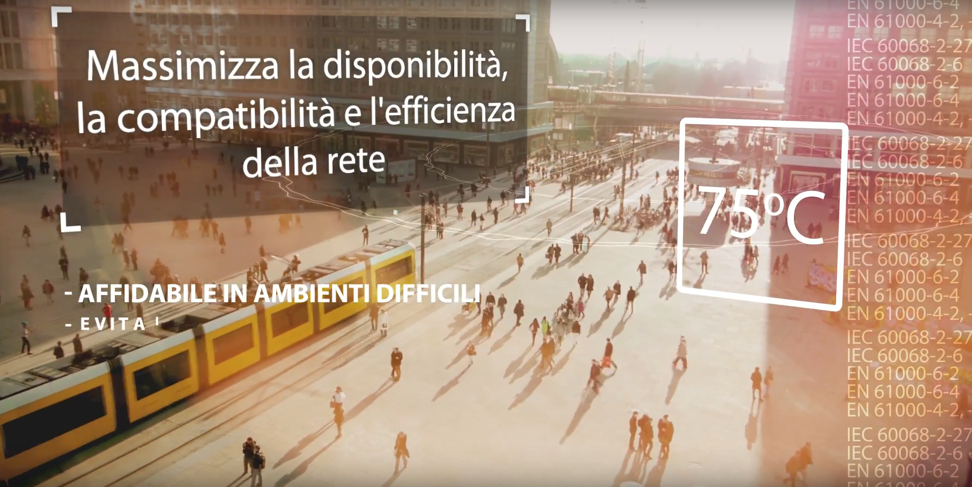 Switch Industriali resistenti video