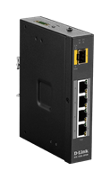 DIS-100G-5PSW Industrial Unmanaged Switch