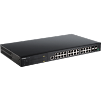DIS-700G Industrial Layer 2+ Managed Switch