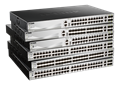 DGS-3130 Series Gigabit Layer 3 Stackable Managed Switches side