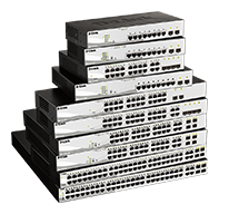 DGS-1210 Smart+ Managed Gigabit Switches