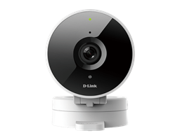 Front of the DCS-8010LH mydlink HD Wi-Fi Camera