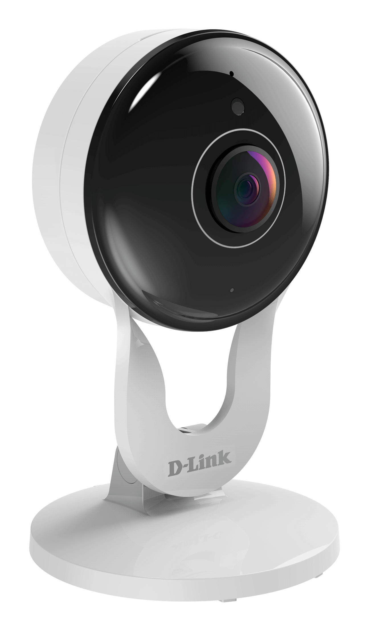 Right side of the DCS-8300LH mydlink Full HD indoor Camera