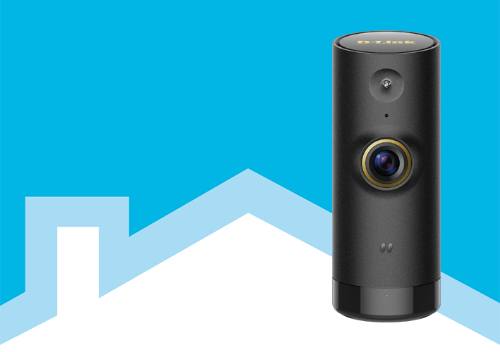 DCS-P6000LH Mini Wi-Fi Camera