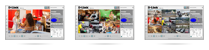 mydlink Network Video Recorder with HDMI Output DNR-312L