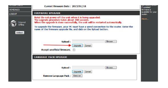 d-link dwr-921 firmware upgrade pl