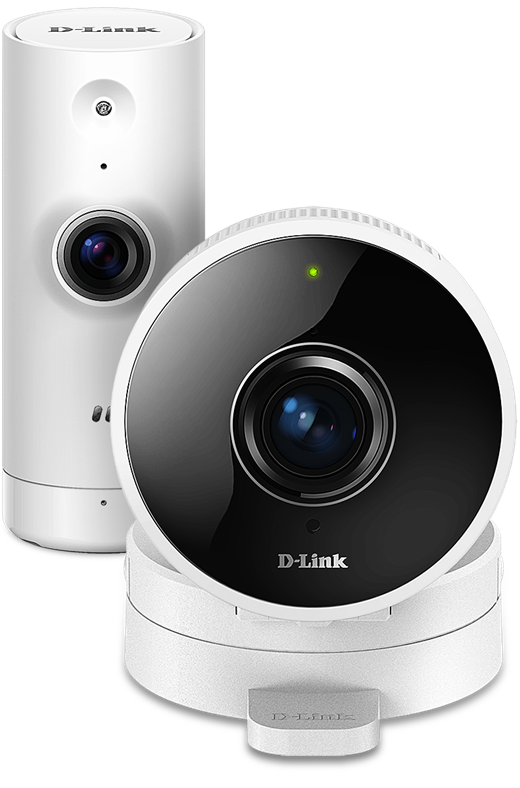 Home Security cameras with mobile alerts