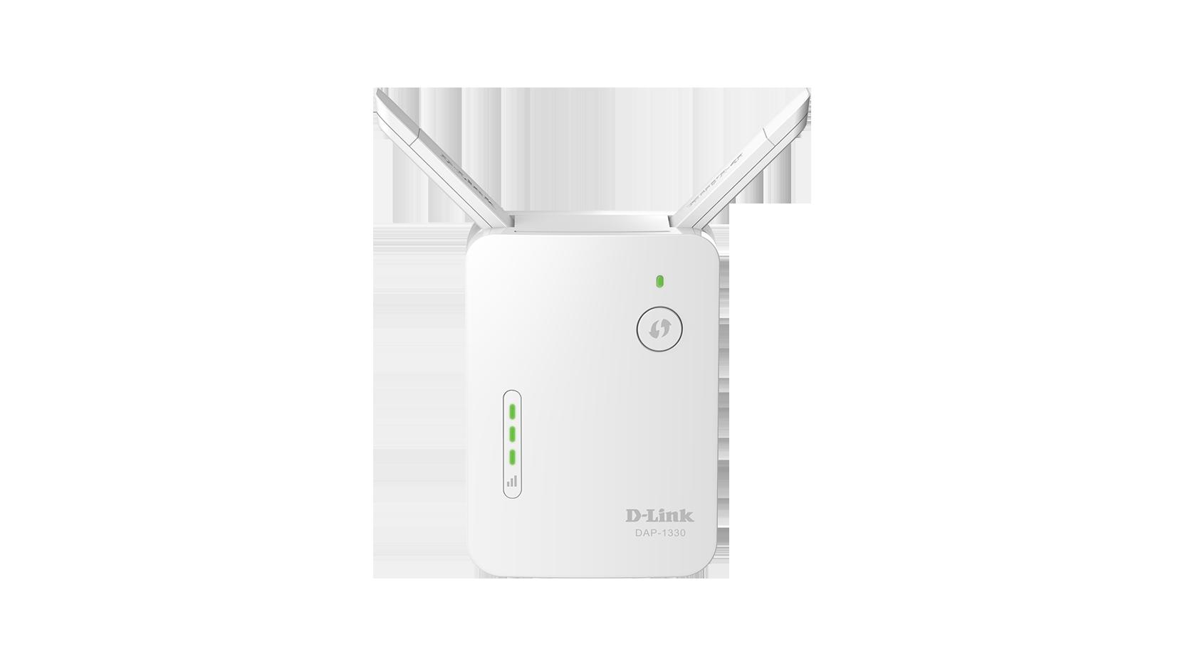 D-LINK Wireless N300 Range Extender with 1 Ethernet Port DAP-1330