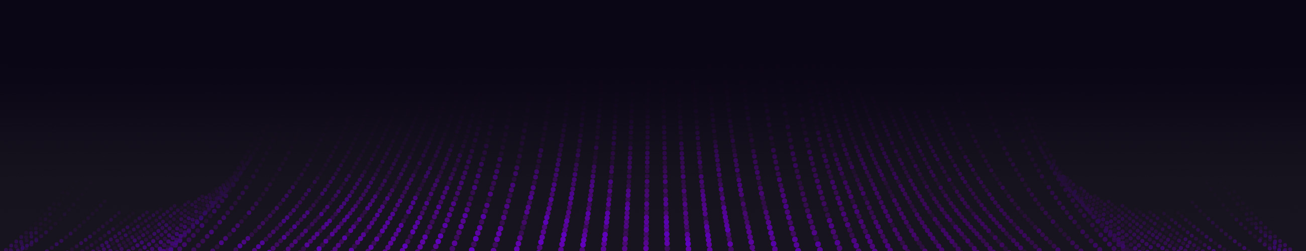 Dark Background with purple wave lines
