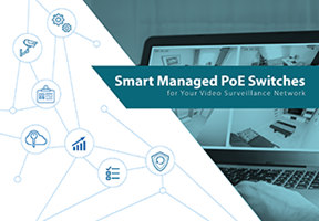 Smart Managed PoE Switches