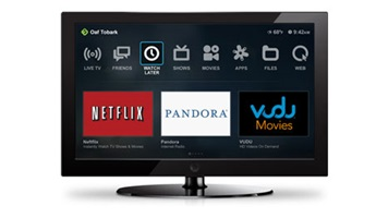 How to watch netflix and more on your HDTV